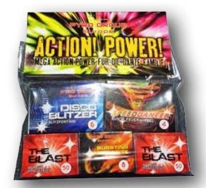 Action! Power!