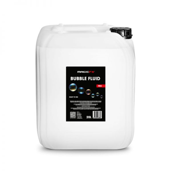 MagicFX Pro Bubble Fluid- Ready to use 20L